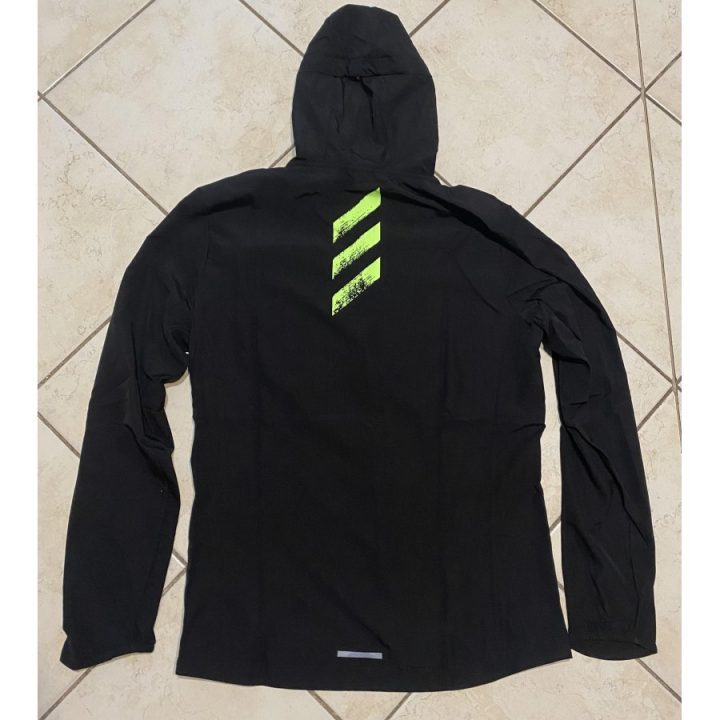 Adidas Ber M fekete férfi dzseki
