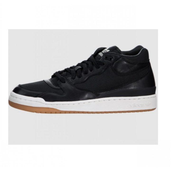 Adidas Forum Mid Clean fekete férfi utcai cipő