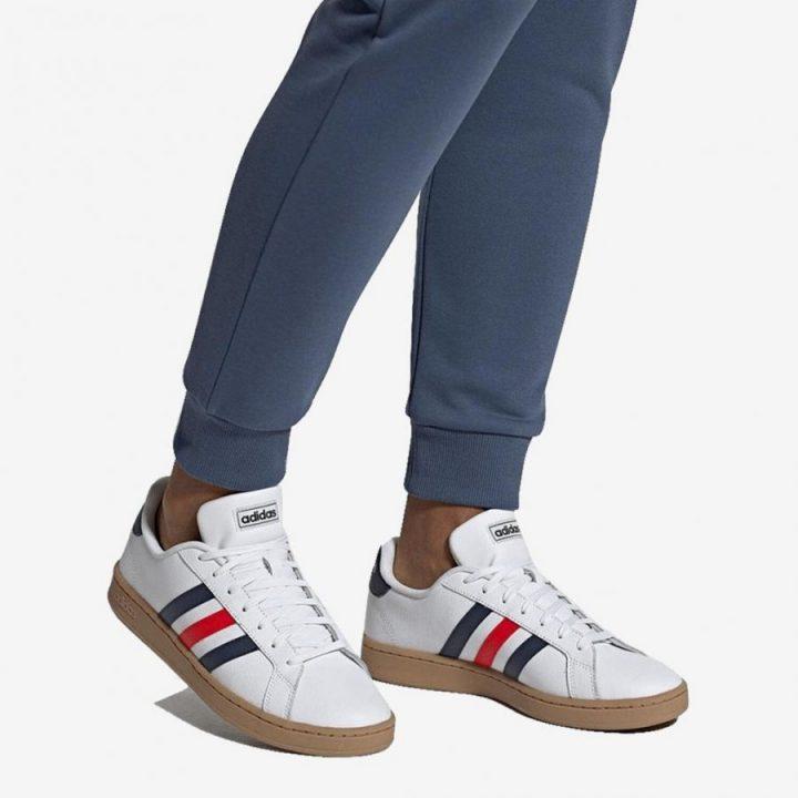 Adidas Grand Court fehér férfi utcai cipő