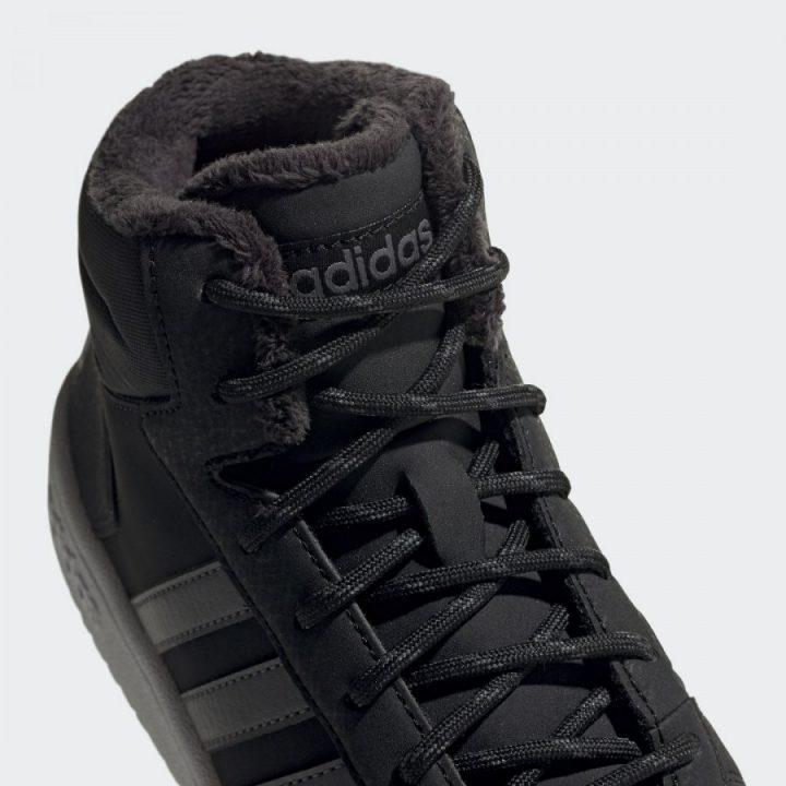 Adidas Hoops MID 2.0 fekete utcai cipő
