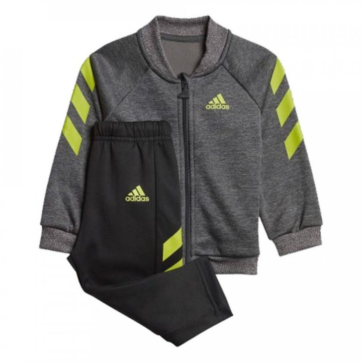 Adidas I MM X szürke fiú melegítő együttes