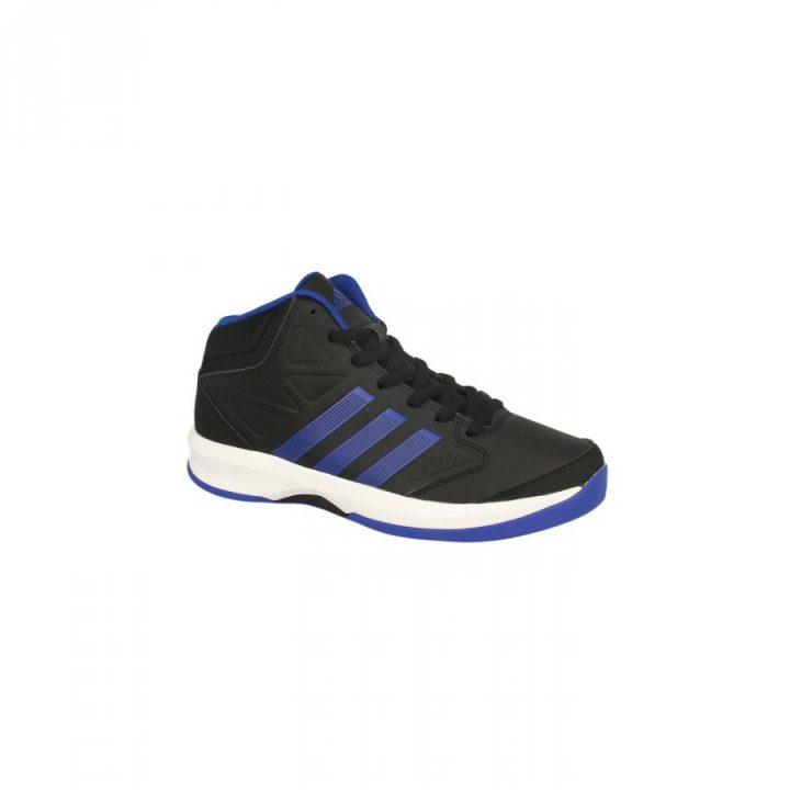 Adidas Isolation fekete férfi kosárlabdacipő