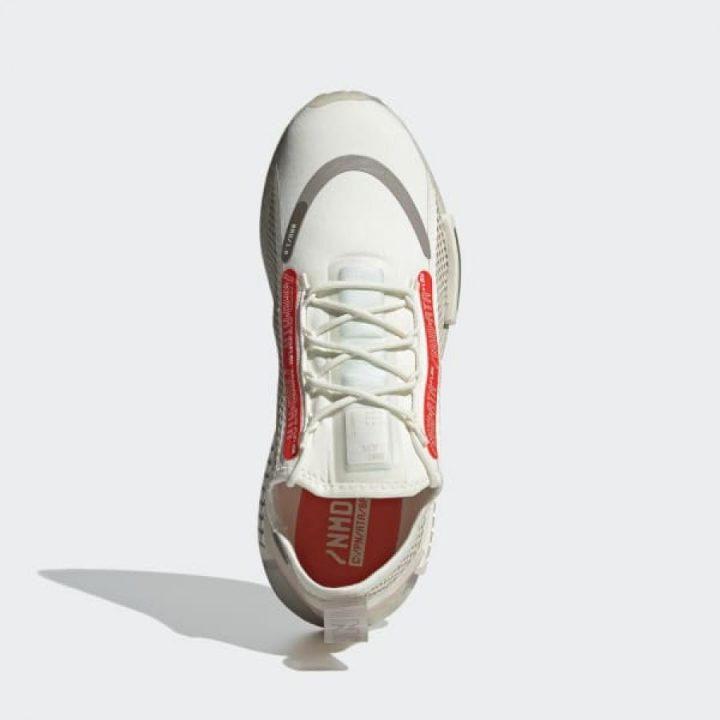 Adidas NMD_R1 Spectoo szürke férfi utcai cipő