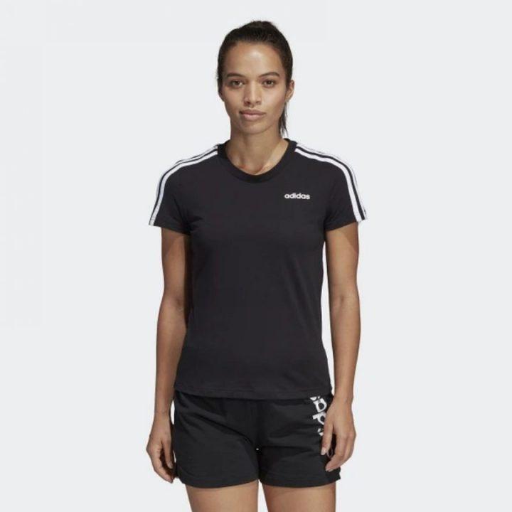 Adidas Performance fekete női póló