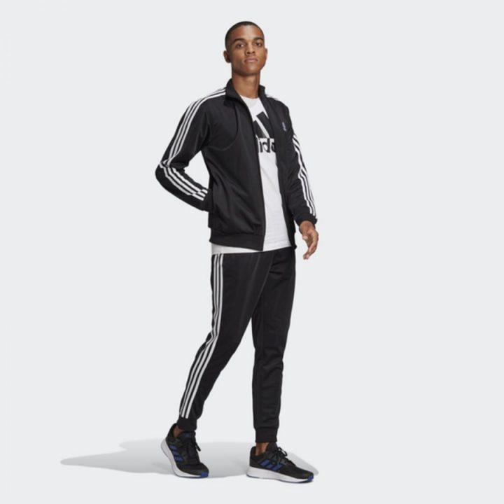 Adidas Primegreen fekete férfi melegítő együttes