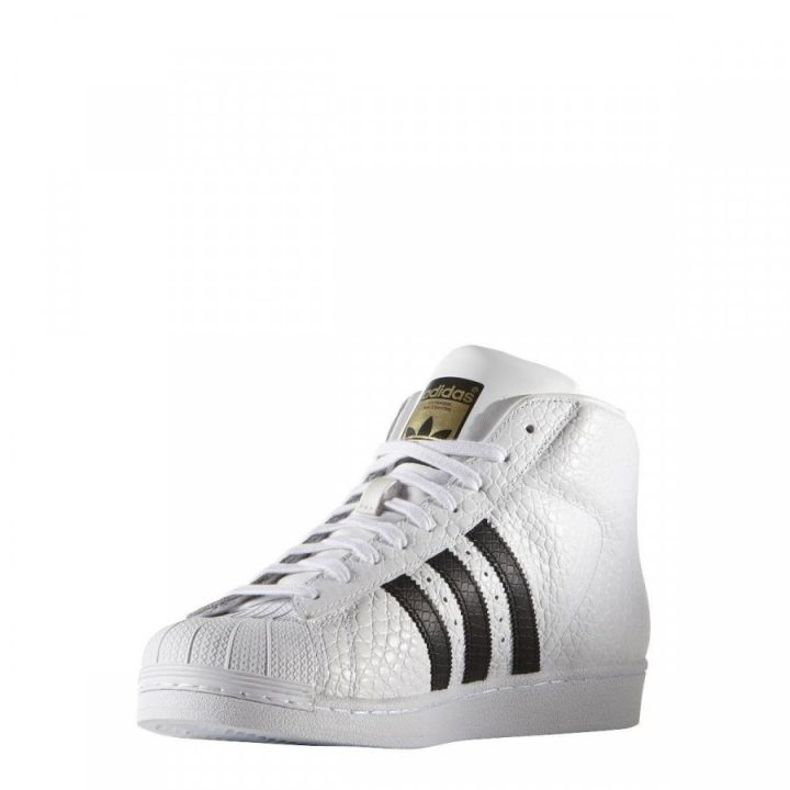 Adidas Pro Model Animal fehér férfi utcai cipő