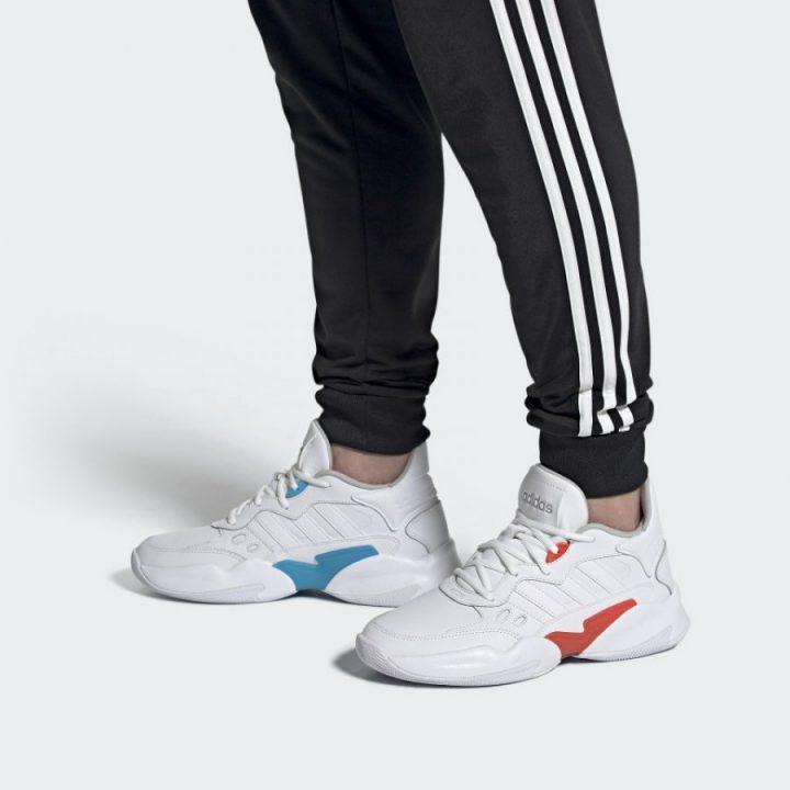 Adidas Streetspirit 2.0 fehér férfi utcai cipő