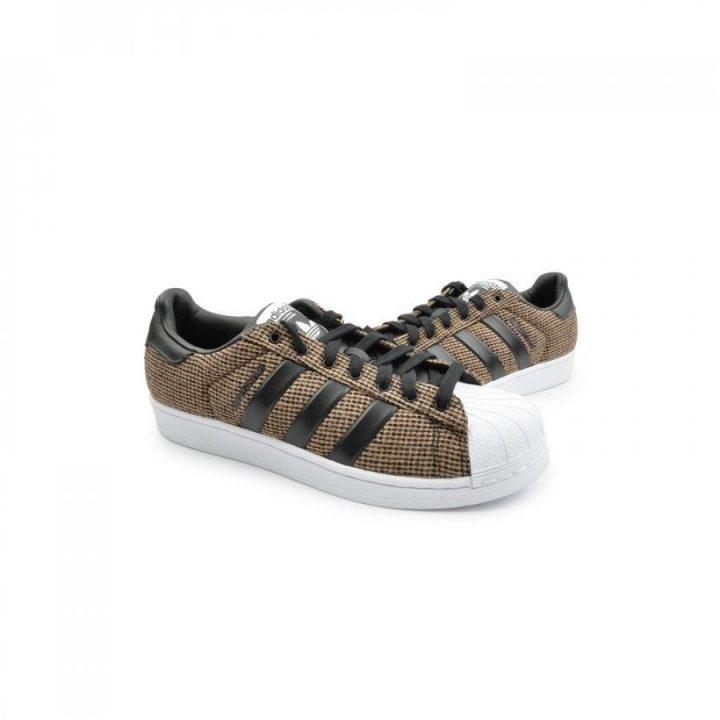 Adidas Superstar Winterized Pack több színű férfi utcai cipő