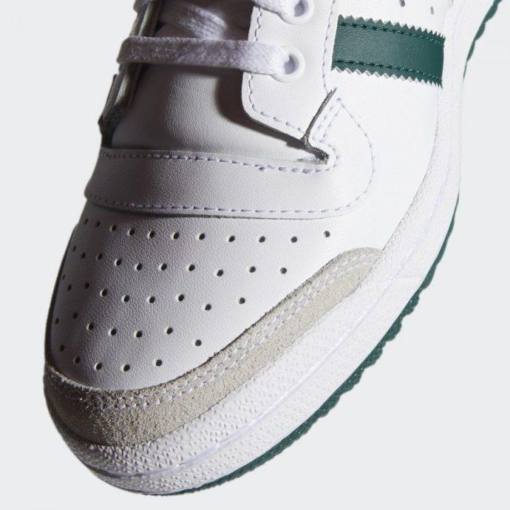 Adidas Top Ten HI fehér férfi utcai cipő