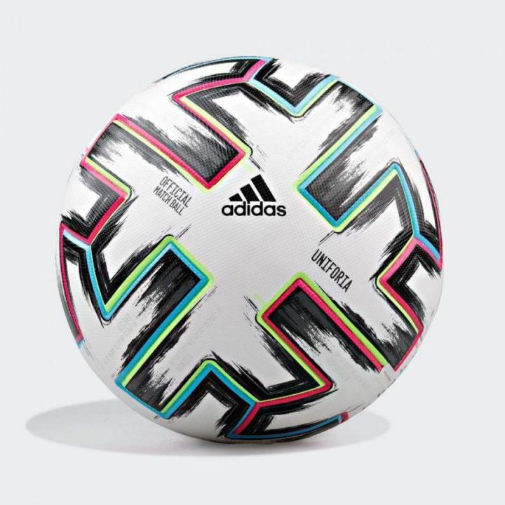 Adidas Uniforia Official Match Ball fehér férfi labda