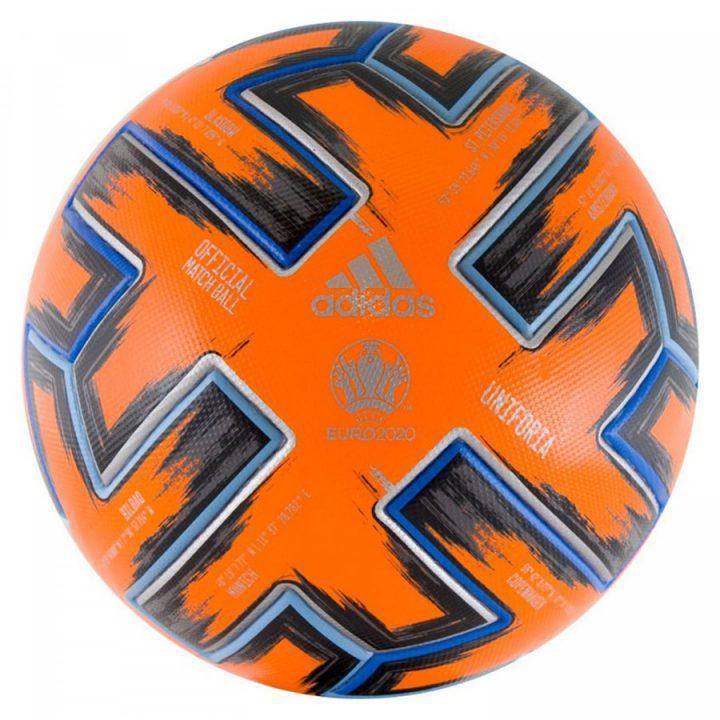 Adidas Uniforia Official Match Ball narancs férfi labda