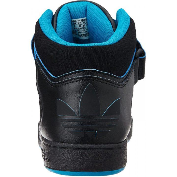 Adidas Varial Mid fekete férfi utcai cipő