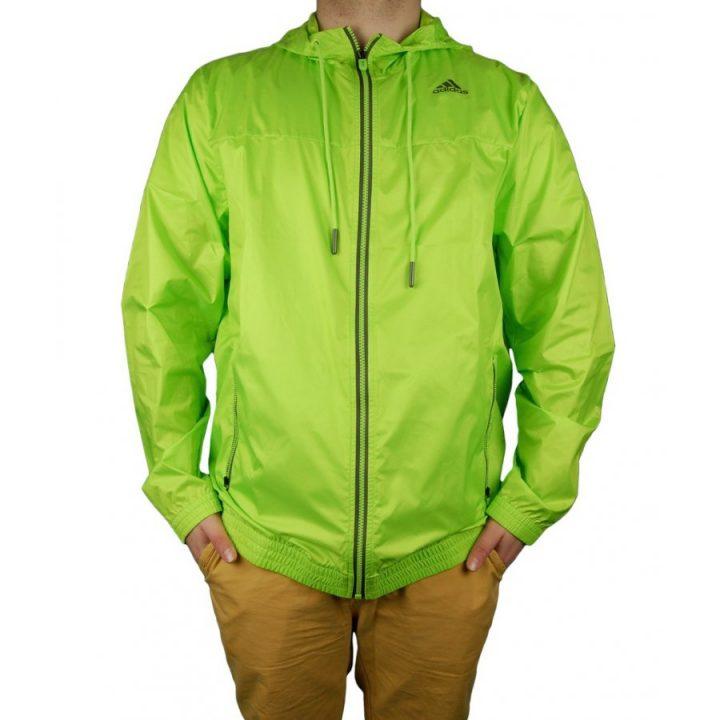 Adidas zöld férfi dzseki