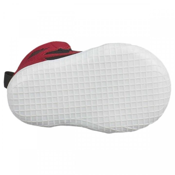 Jordan 1 Crib Bootie fekete utcai cipő