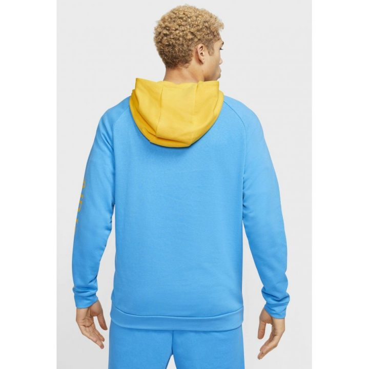 Jordan Classic kék férfi pulóver