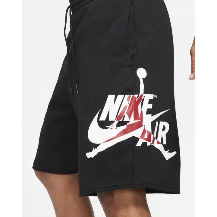 Jordan Jumpman Classic fekete férfi rövidnadrág