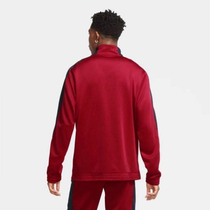 Jordan Jumpman Classic piros férfi pulóver