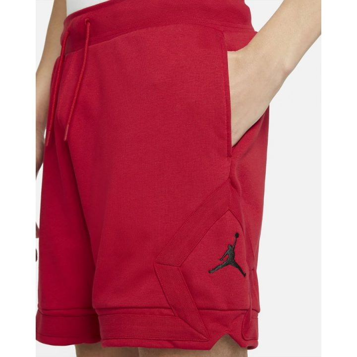Jordan Jumpman Diamond piros férfi rövidnadrág