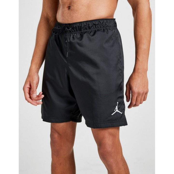 Jordan Jumpman fekete férfi rövidnadrág