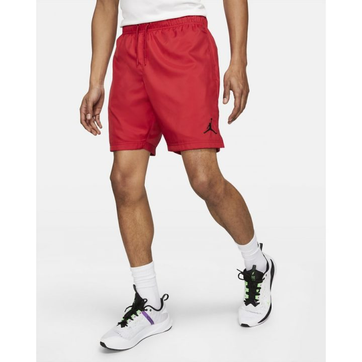 Jordan Jumpman piros férfi rövidnadrág