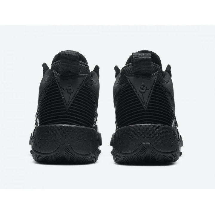 Jordan Zoom '92 fekete férfi utcai cipő