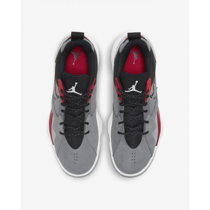 Jordan Zoom '92 szürke férfi utcai cipő