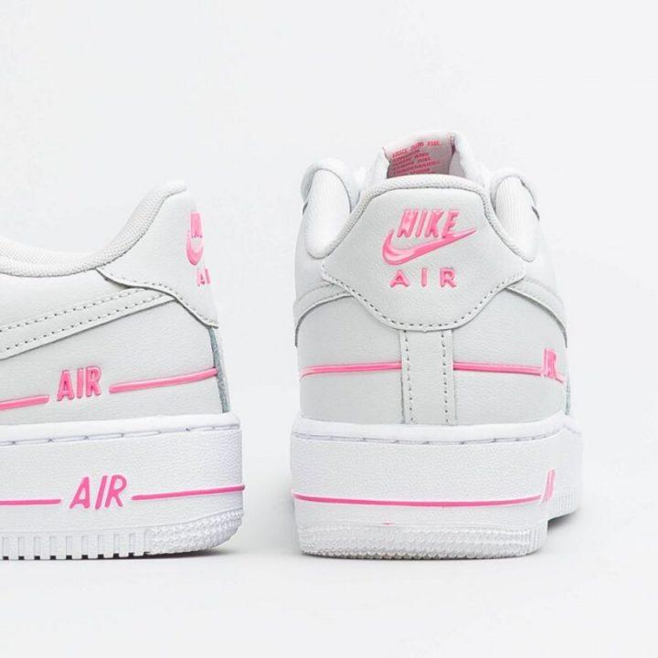Nike Air Force 1 LV8 3 szürke utcai cipő