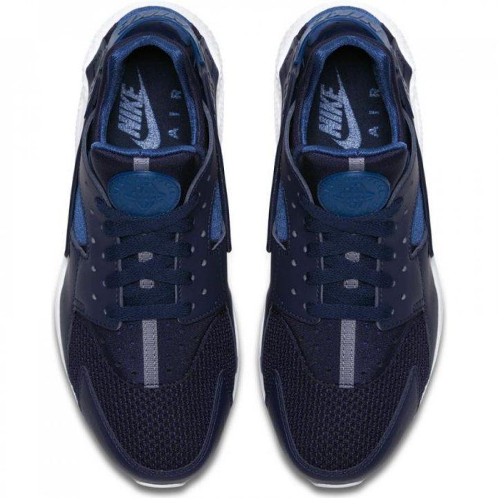 Nike Air Huarache kék férfi utcai cipő