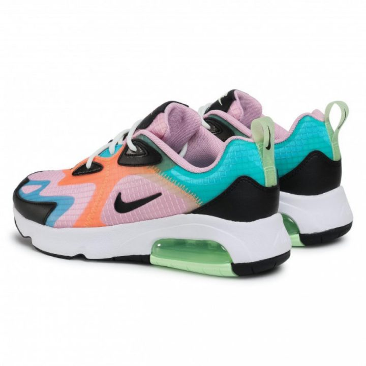 Nike Air Max 200 SE több színű utcai cipő