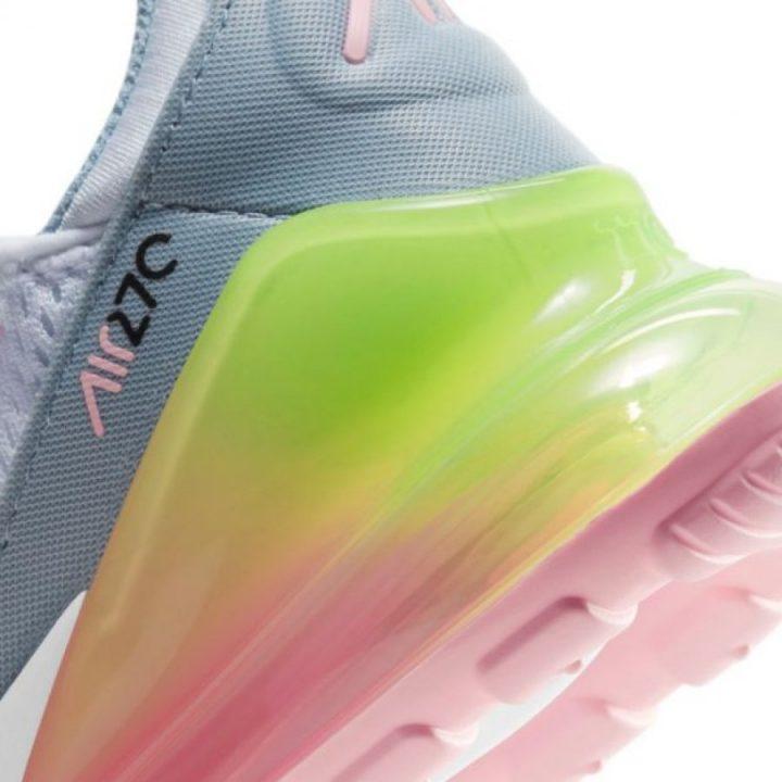 Nike Air Max 270 fehér utcai cipő