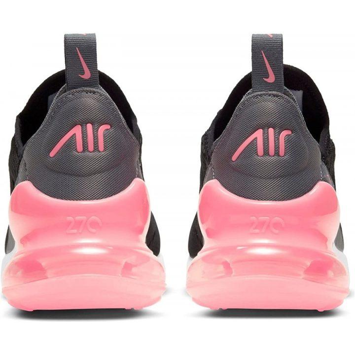 Nike Air Max 270 fekete utcai cipő