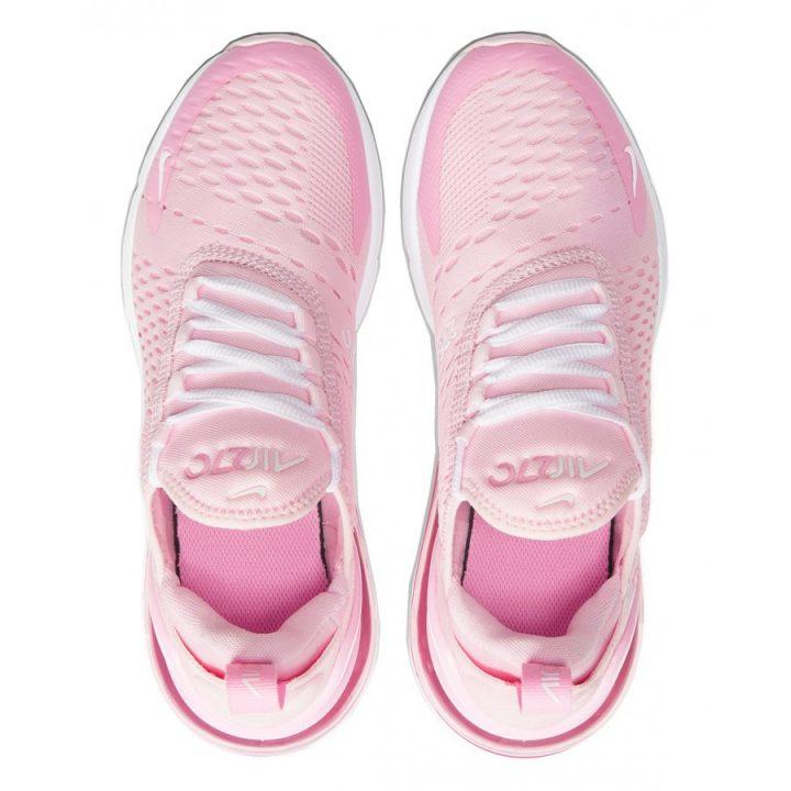 Nike Air Max 270 rózsaszín női utcai cipő