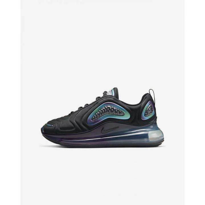 Nike Air Max 720 20 fekete női utcai cipő