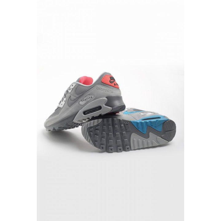 Nike Air Max 90 szürke utcai cipő