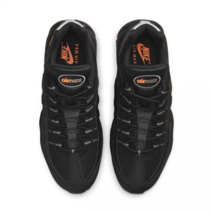 Nike Air Max 95 ESS fekete férfi utcai cipő