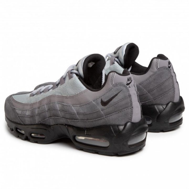 Nike Air Max 95 Essential szürke férfi utcai cipő