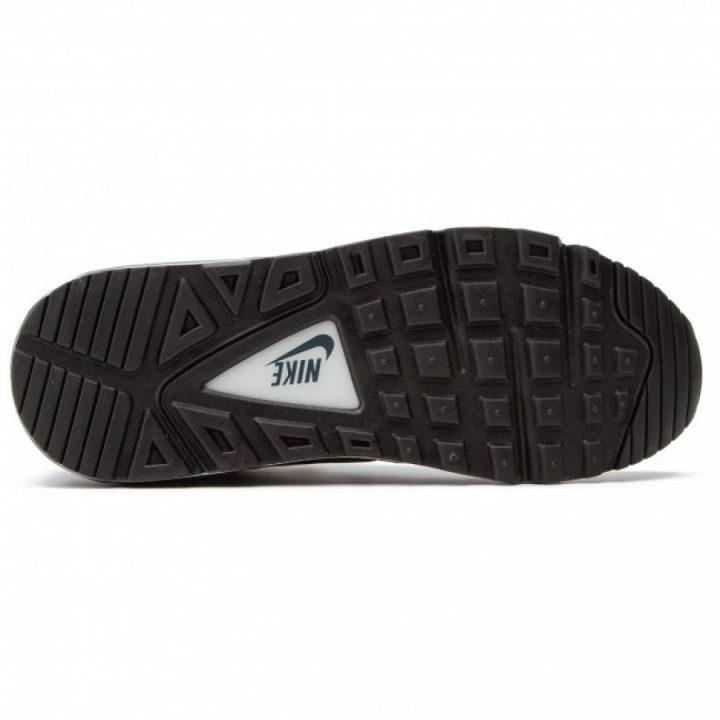 Nike Air Max Command Leather fekete férfi utcai cipő