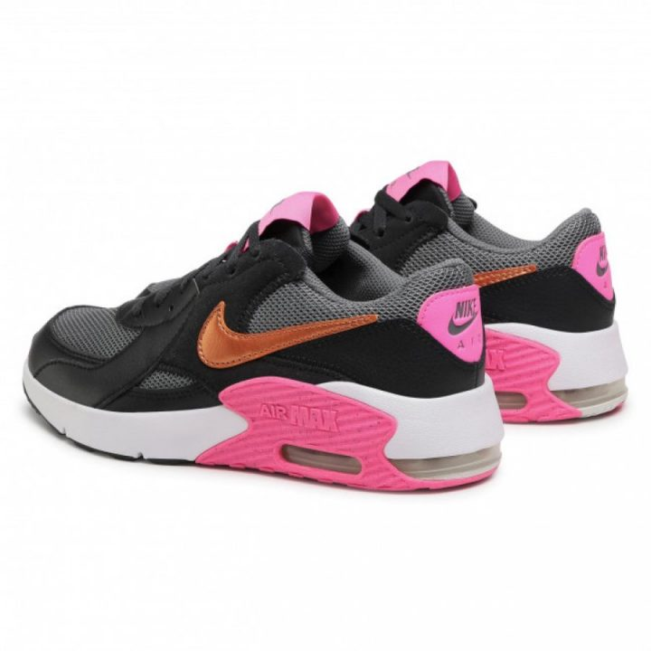 Nike Air Max Excee fekete utcai cipő