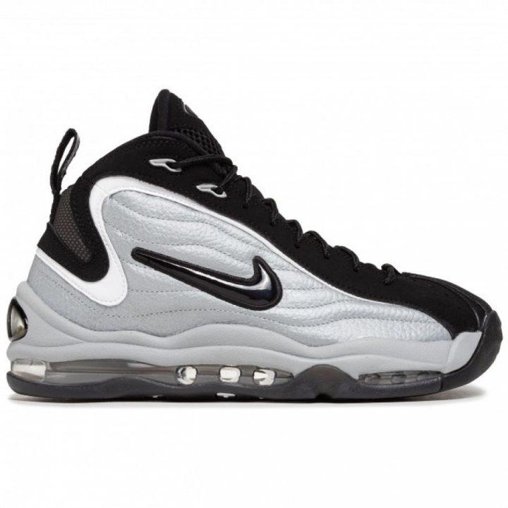 Nike Air Max Total Uptempo fekete férfi utcai cipő