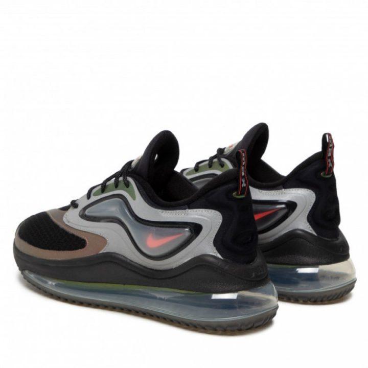 Nike Air Max Zephyr EOI fekete férfi utcai cipő