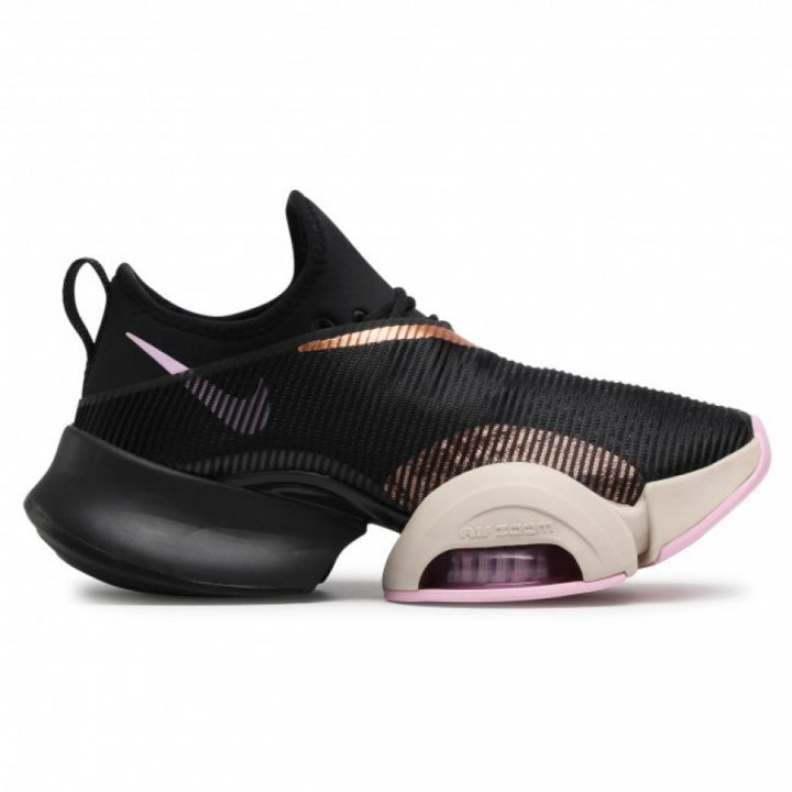 Nike Air Zoom Superrep fekete női futócipő