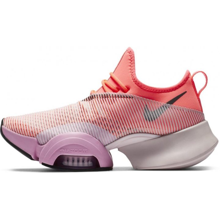 Nike Air Zoom Superrep narancs női futócipő