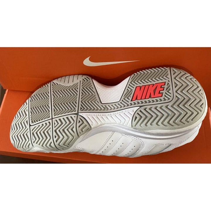 Nike City Court 4 fehér női teniszcipő