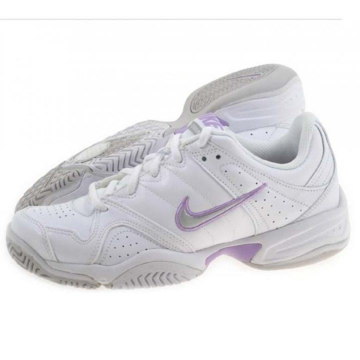 Nike City Court V fehér női teniszcipő