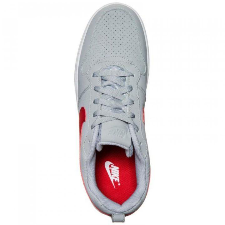 Nike Court Borough LOW szürke férfi utcai cipő