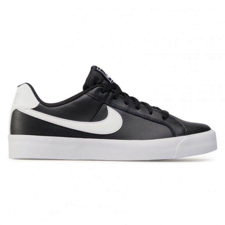 Nike Court Royale AC fekete utcai cipő