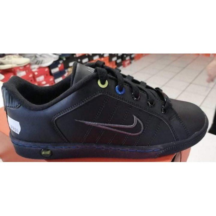 Nike Court Tradition fekete utcai cipő