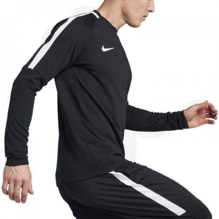 Nike Dri-fit fekete férfi pulóver