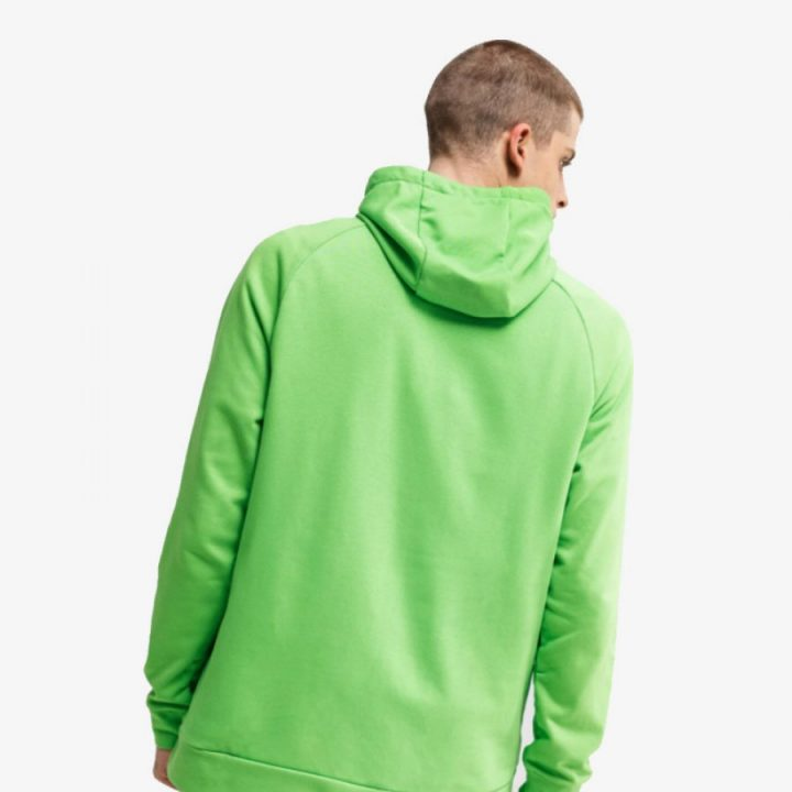 Nike Dri-fit zöld férfi pulóver