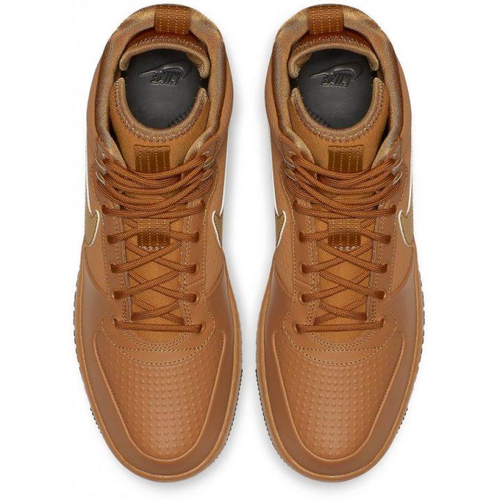 Nike Ebernon MID Winter barna férfi utcai cipő